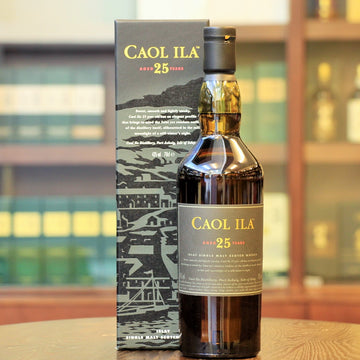 Caol Ila 25 Years Old Single Malt Scotch Whisky