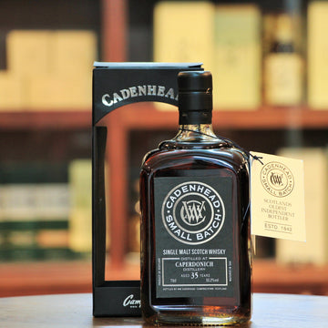 Cadenhead Caperdonich 35 Years Speyside Single Malt