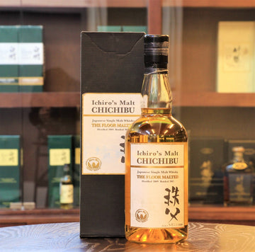 Ichiro's Malt Chichibu The Floor Malted 2012 Release Japanese Single Malt Whisky