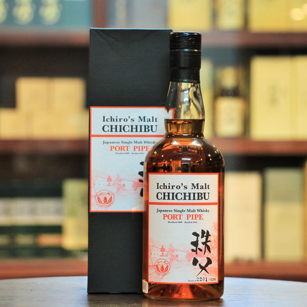 Ichiro's Malt Port Pipe 2009-2013 Single Malt Whisky