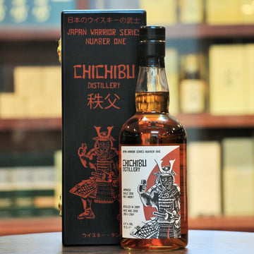 Chichibu Japan Warrior Series The First Edition Single Malt Whisky