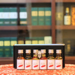 The Rare and Vintage 30 Year old Single Malt Whisky (6 x 30 ml) Tasting Gift Set