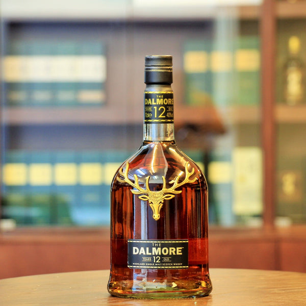 Single Malt Scotch Whisky from Dalmore in Whisky and Spirits Specialist retail shop Mizunara The Shop Wong Chuk hang