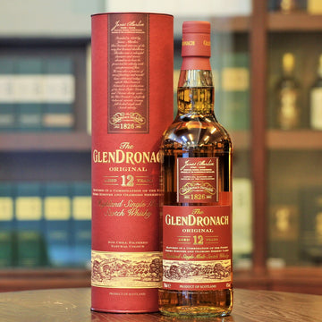 GlenDronach Original 12 Years Old Scotch Single Malt Whisky