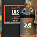 40th Anniversary Glenfarclas Single Malt Whisky 105 and 40 years Scotch form Mizunara The Shop in Hong Kong