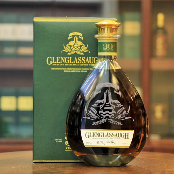 Glenglassaugh Single Malt 30 Years Old exclusively available from Mizunara The Shop, a specialist store in Hong Kong