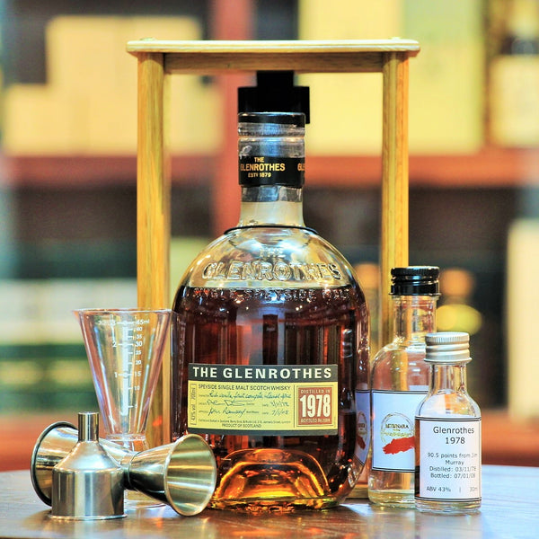 The Glenrothes 1978 Speyside Single Malt Whisky (30 ml 100 ml Sample)