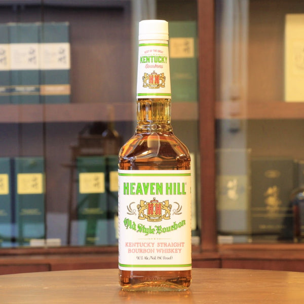 Region: Kentucky (USA)  Distillery: Heaven Hill Distillery  Age: Nas  ABV: 40%  Size: 750 ml  This bourbon whikey is flagship product from Heaven Hill Old style Bourbon, which named for the spring around the distillery grounds. Aged in oak barrel and Charcoal filtered before bottled.