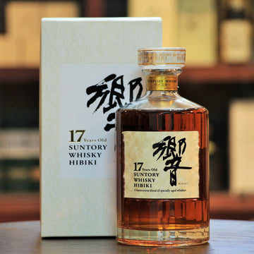 Hibiki 17 Years Old  Japanese Whisky Old Bottling