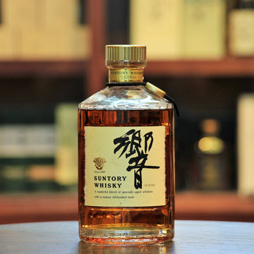 Hibiki Gold Cap 17 Years Vintage Old Bottling