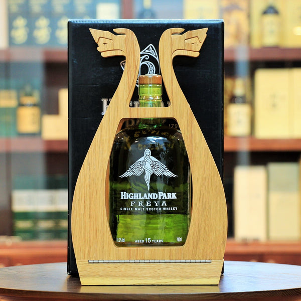 Highland Park Single Malt Whisky Valhalla Collection Set (Thor,Loki,Freya,Odin)