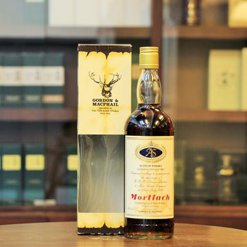 Mortlach 1959 and 1960  Royal Marriage Series by Gordon & MacPhail Scotch Single Malt Whisky