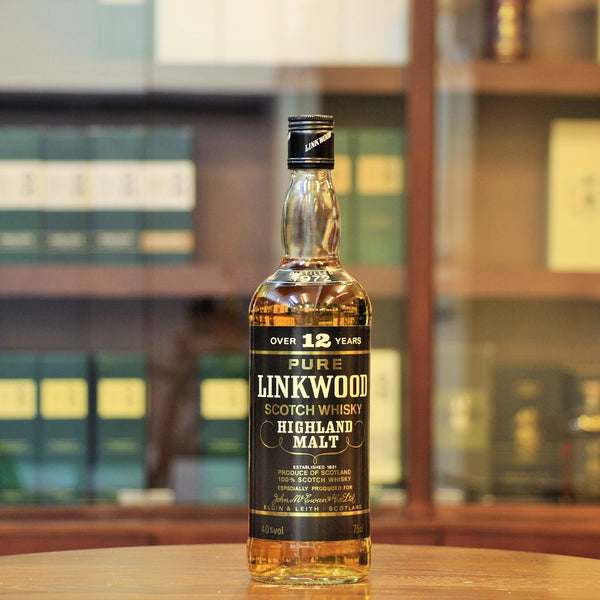 Linkwood 1972 Speyside Single Malt Whisky 12 Years Old