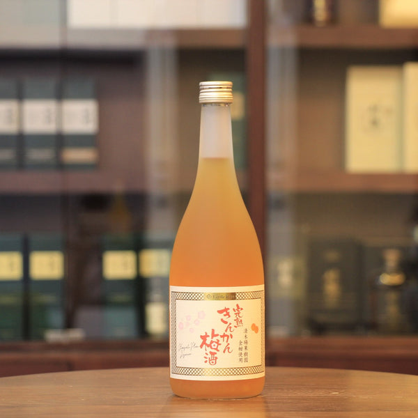 Little Kiss Kumquat Plum Shochu Liquer