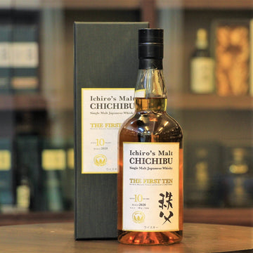 "Ichiro's Malt Chichibu ""The First TEN"" Japanese Single Malt Whisky 2020"