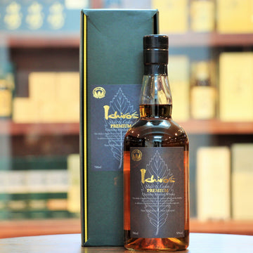 Ichiro's Malt & Grain World Blended Whisky (Premium Black Label)