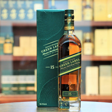 Johnnie Walker Blended Malt Green Label Aged 15 Years