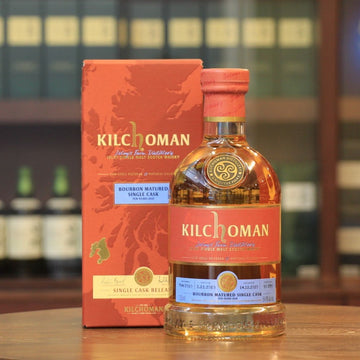 Kilchoman 10 Years Old Single Cask Single Malt Scotch Whisky