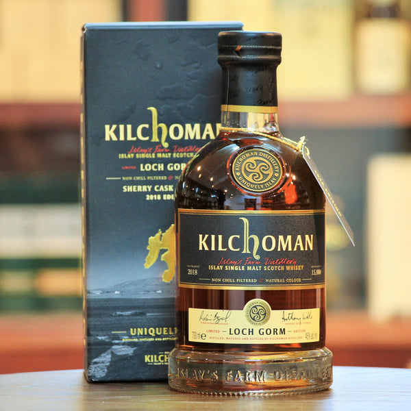 A rich matured single malt whisky which combines the flavour of smoke and dry red fruits. Can be enjoyed straight up or on the rocks.