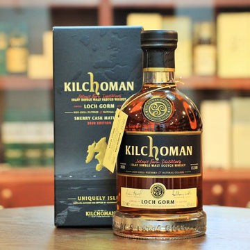 Kilchoman (Sherry Cask) Loch Gorm 2020 Single Malt Whisky