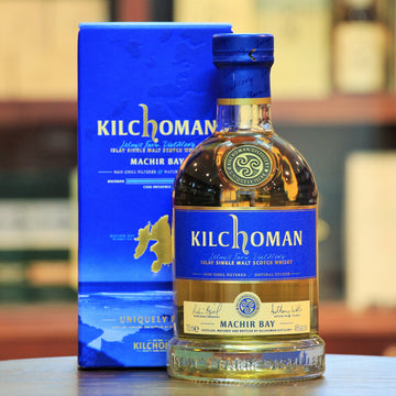 Kilchoman Machir Bay Islay Single Malt Scotch