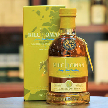 Kilchoman Sauternes Cask Finish 2018 Islay Single Malt Whisky
