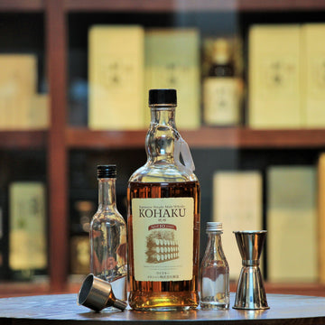 Kohaku (Karuizawa) 10 Years Old Single Malt Whisky (30 ml 100 ml Sample)