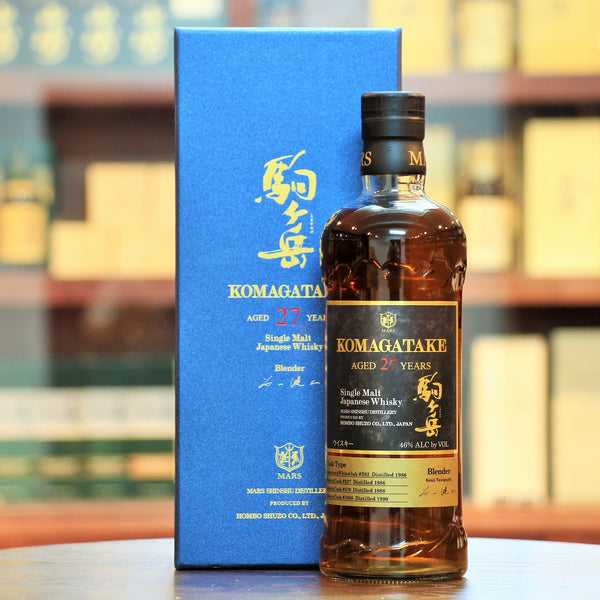Mars 1986 Komagatake 27 Years Single Malt