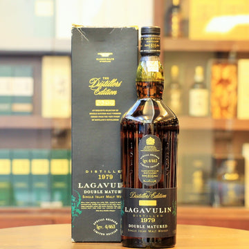 Lagavulin 1979 Distillers Edition Special Release 1997 Single Islay Malt Whisky 1L