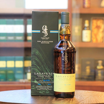 Lagavulin 2001/2017 Distillers Edition Islay Single Malt Whisky