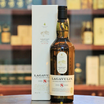 Lagavulin 8-Year-Old Single Malt Scotch Whisky