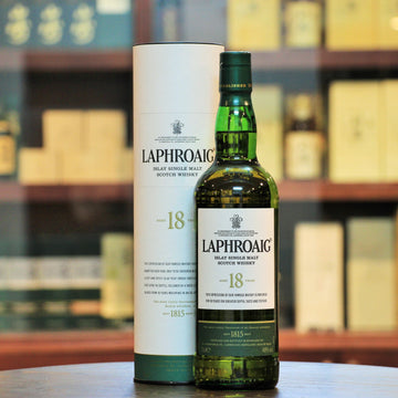 Laphroaig 18 Years Old Single Malt Scotch Whisky