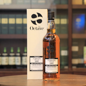 Laphroaig 1997 The Octave by Duncan Taylor 20 Years Old Scotch Single Malt Whisky