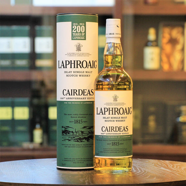 Laphroaig Cairdeas 2015 for 200th Anniversary Scotch Single Malt Whisky