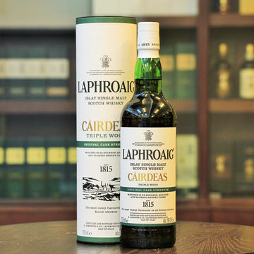 Laphroaig Cairdeas 2019 (Triple Wood Original Cask Strength) Single Malt Whisky