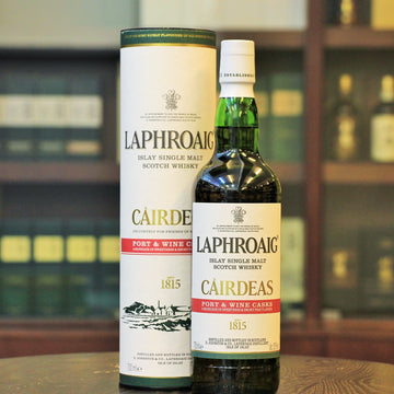 Laphroaig Cairdeas 2020 (Port & Wine Casks) Single Malt Whisky