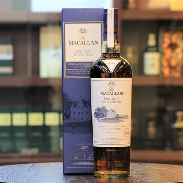 Macallan Boutique Collection 2017 Limited Edition Scotch Single Malt Whisky