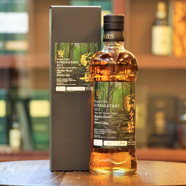 About 4 to 5 years old Single cask whisky which has been aged in bourbon barrels and matured in yakushima aging cellar imparting some beautiful flavours to this whisky.