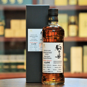 Mars Komagatake 1988 26 Years Sherry Single Cask
