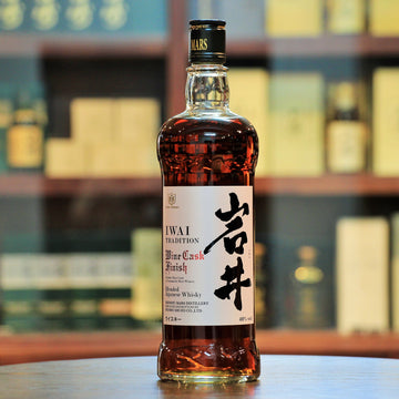Mars Iwai Wine Cask Blended Japanese Whisky
