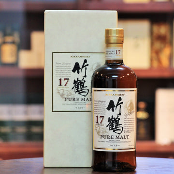 Nikka Taketsuru 17 Years Pure Malt Whisky