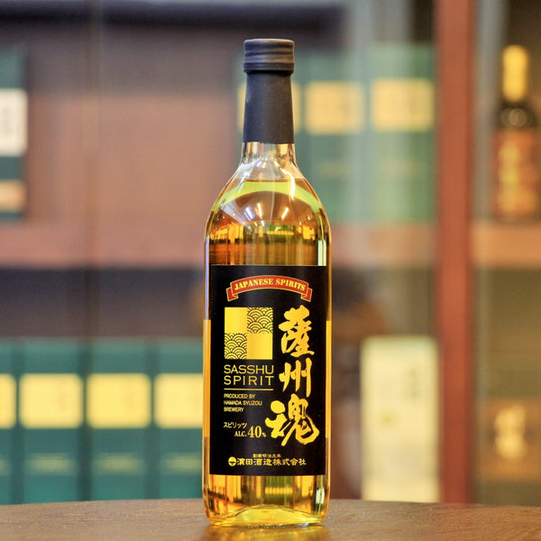 Exclusively available from Mizunara The Shop in Hong Kong, this is a high ABV spirit at 40% made from barley Shochu