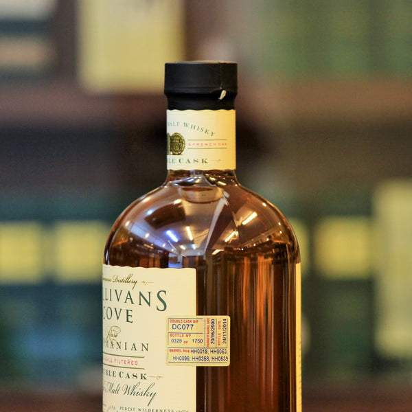 DC077 Sullivans Cove Single Malt Whisky on Mizunara The Shop HK