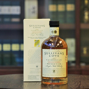 Sullivans Cove Double Cask Single Malt Tasmanian Whisky (2016 Release)