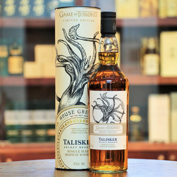 Talisker Game of Thrones (House Greyjoy) Select Reserve Single Malt Whisky