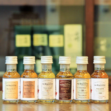 The Balvenie (6 x 30 ml) Single Malt Whisky Tasting Gift Set