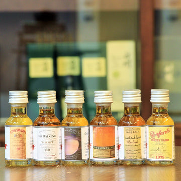 The Long Matured Speyside Single Malt Whisky (6 x 30 ml) Tasting Gift Set