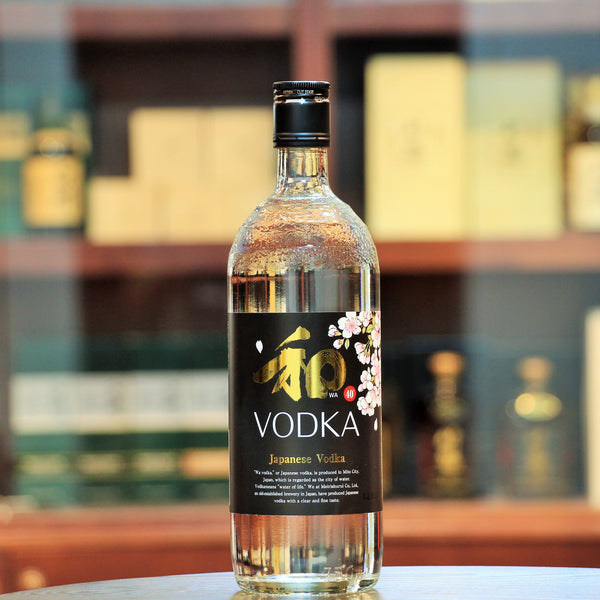 Wa Japanese Premium Vodka