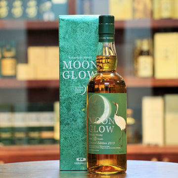Moon Glow Blended Whisky Aged 10 Years Limited Edition 2019