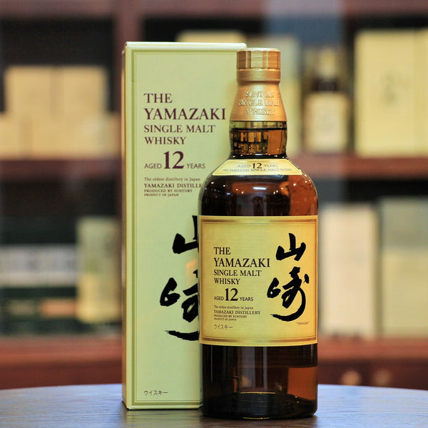 Yamazaki 12 Years 700 ML Single Malt Japanese Whisky, This bottling has been at the forefront of growth of Japanese Whisky. This Single Malt Whisky from Suntory has been winning several awards from the early years of 2003, 2010 - ISC Gold; 2009, 2013 - SWSC Double Gold, 2011 - IWSC Gold (best in class).